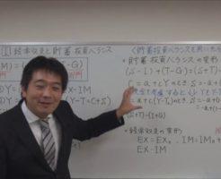 第5章 国際マクロ経済学